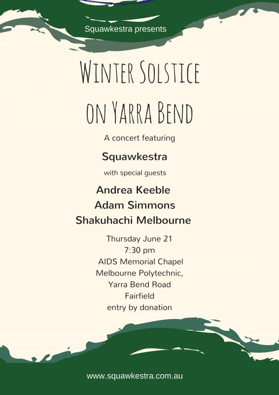 2018 Concert Poster winter-solstice-yarra-bendWinter