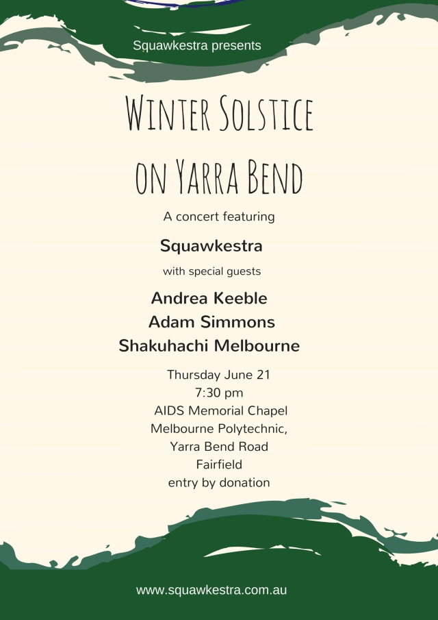 2018 Concert Poster winter-solstice-yarra-bendWinter