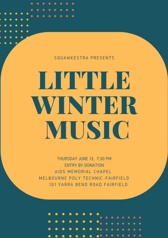 2019 Winter Concert