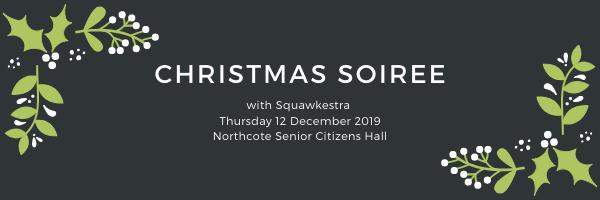 2019 Christmas Soiree
